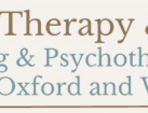 OTS-Oxford: Public Workshop Series 2018 – All About Therapy …